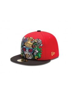 d6f7b692ef5 TKDK x New Era Jungle Madness Fitted Hat