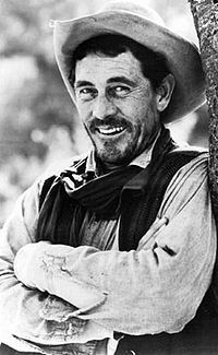 Ken Curtis (born Curtis Wain Gates, July 2, 1916 – April 28, 1991) was an American singer and actor best known for his role as Festus Haggen on the long-running CBS Western television series Gunsmoke. In 1981, Curtis was inducted into the Western Performers Hall of Fame at the National Cowboy & Western Heritage Museum in Oklahoma City, Oklahoma.