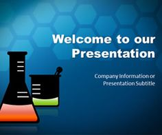 31 best medical powerpoint templates images on pinterest this free education powerpoint template can be used in the classroom for science projects and has a blue background maxwellsz