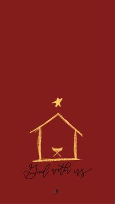 Christmas Jesus Wallpaper, Christmas Phone Wallpaper, Christmas Phone Backgrounds, Christmas Lockscreen, Christmas Bible Verses, Christmas Quotes, Christmas Post, Christmas Cards, Merry Christmas