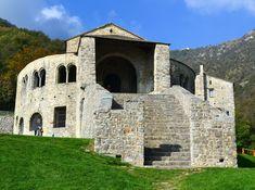 monastero di civate lecco Notre Dame, Mansions, House Styles, Building, Google, Travel, Home Decor, Viajes, Decoration Home