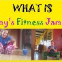 Workout Review: Tammy's Fitness Jammies!