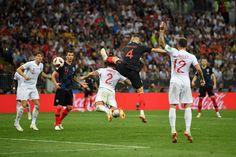 ロシアW 杯:ペリシッチとブロゾヴィッチ擁するクロアチアが決勝へ!   NEWS