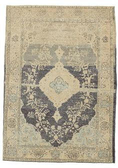 Colored Vintage carpet BHKM794 272x196 cm from Turkey - Buy your carpets at CarpetVista.com