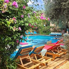 That sunbeds look extremely comfy and inviting, don't you just want to lay there all day? #Oysterresidences #HappyLife - 💎Oyster Residences 🌿www.oysterresidences.com 📍Oludeniz / Muğla Turkey 🚪26 Odalı / Rooms 👑Lüks / Luxury 💍Romantik Otel / Romantic Hotel 🏊🏻Yüzme Havuzlu / With Pool ✨ Adult Only / Yetişkinlere özel -  #oludeniz #fethiye #turkey #smallhotel #boutiquehotel #travel #öludeniz #vacation #trip #holiday #photooftheday #fun #nature #keepcalm #beach #honeymoon #gununfotoğrafı…