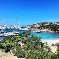 Hello dreamers! For an amazing experience and probably the best summer of your life, come to Costa Smeralda and some of its fabulous hotels such as @cervohotel. We definitely all deserve heavenly vacations! #exploreitaly #spgitaly #italy #costa #smeralda #porto #cervo #theluxurycollection #sardinia