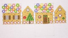 Candy gingerbread house 18 Susan Roberts