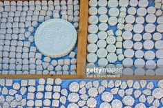 Cheeses drying for Naadam