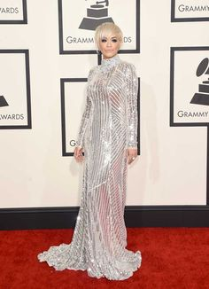 Rita Ora - Grammy 2015