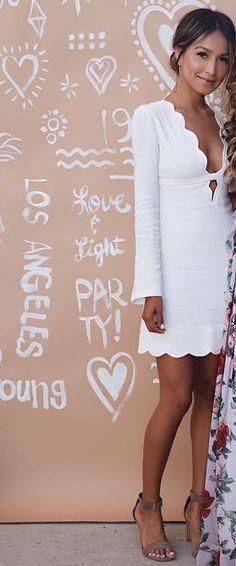 change the footwear but yeah, the dress is cute..