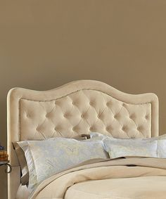 Loving this Buckwheat Trieste Headboard on #zulily! #zulilyfinds