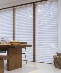 Silhouette® window shadings ♦ Hunter Douglas window treatments