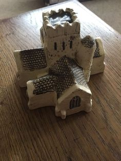 John Putnam's Heritage Houses Church with Tower  | eBay