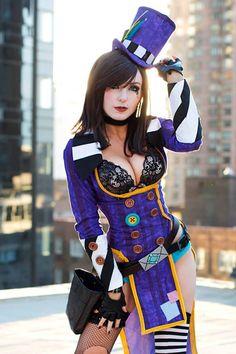 Jessica Nigri - costume cosplay sexy beautiful girl woman model