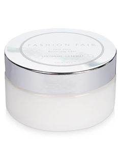 Receive a Free Full Size Body Cream with any $35 Fashion Fair Purchase - A $19 Value!