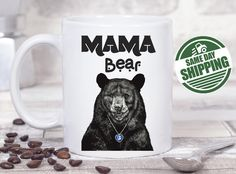 mama bear mug mama bear cup bear mug mamma bear mama bear coffee mug mama bear coffee cup momma bear mug mama bear mugs momma mug animal coffee mug mama bear cups mama bear papa bear mug  The best relaxing time of a day is coffee time and this cute gift brings a sweet smile every time when they enjoy their cup of coffee !! It brings back all the special memories and makes a perfect gift for any occasion !! With the same design, If you like to have the word MAMA changed to something else, we…