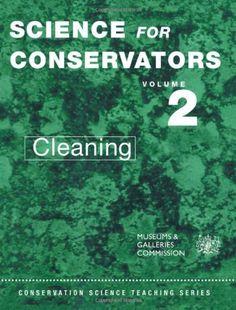 #Design #Art Book: ($37.75) Science For Conservators Vol. 2: Cleaning http://ift.tt/20FqIfC (via @zedign)