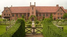 Hatfield house- Queen Elizabeth I
