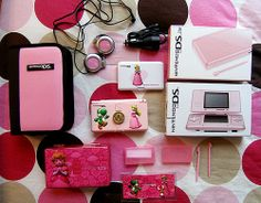 Pink DS Collection
