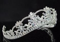 Blue Fairy Bridal Tiara