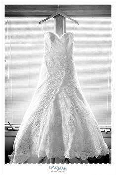 lace wedding dress hanging in window Got Married, Getting Married, Hanging Wedding Dress, Anniversary Dates, Lace Wedding, Wedding Dresses, Good Dates, Becca, One Shoulder Wedding Dress