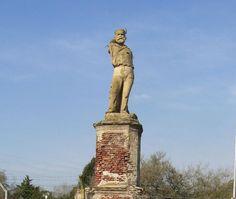 """Vila Garibaldi"".  Giuseppe Garibaldi. # La Plata, Argentina."
