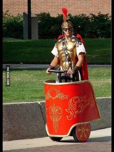 Segway Centurion!