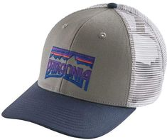 51e378ed549 Patagonia Fitz Roy Frostbite Trucker Hat Hats Online