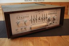 Wooden Case, Audio Equipment, Audiophile, Detail, Classic, Vintage, Music Rooms, Derby, Classic Books