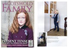 Your Cotswold family. December 2014.