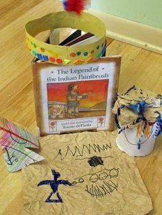 Native American preschool/ kindergarten unit