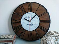 Reloj de pared Ref: 021 de cocopalets en Etsy