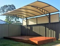 Cantilever Structures by Pioneer Shade Structures. Customised Pergola Solutions for your home or business. Patio Pergola, Pergola Carport, Patio Canopy, Pergola Shade, Backyard, Patio Roof, Pergola Ideas, Aluminum Patio Awnings, Architect Design House