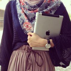 #fashion #hijab