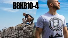 BBKB10-4—as in barbell and kettlebell equals okay!