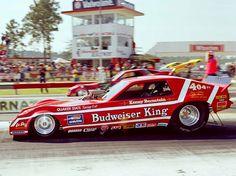 ( HOT ROD 2016 ) - Kenny Bernstein - . Budweiser funny car Budweiser.