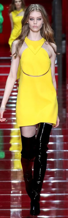Versace Collections Fall Winter 2015-16 collection