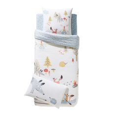 Bed Linen And Curtain Sets Product Baby Bunting, Cotton Bedding, Linen Bedding, Bed Linens, Childrens Bed Linen, Kids Comforters, Nursery Bedding Sets Girl, Black Bed Linen, Animal Decor