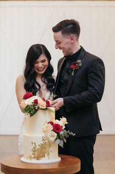 From our favs, Matt and Emily <3 Wedding Cake Inspiration, Beautiful Wedding Cakes, Most Beautiful, Wedding Photography, Wedding Dresses, Lace, Fashion, Bride Dresses, Moda