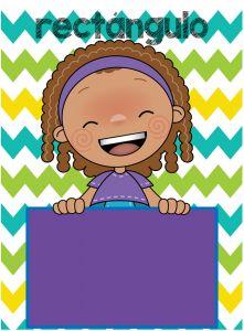 Lindos y fantásticos diseños de figuras geométricas para enseñar y aprender | Educación Primaria Teaching Geometry, Teaching Shapes, Alphabet Activities, Preschool Activities, Preschool Classroom, Classroom Decor, Number Words Worksheets, Shapes Flashcards, Shape Chart