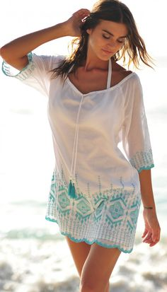 4e248045e88 Beach Kaftans and Designer Beach Cover Ups by Seafolly and many more