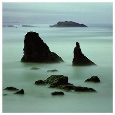 """Darren Almond - """"Fullmoon@ Oregon Coast"""