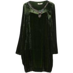 Tendresses Short Dress ($88) found on Polyvore