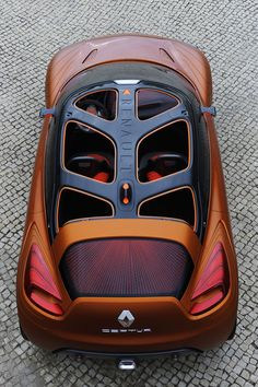 Renault DeZir ♥ Loved and pinned by www.enterpriseglass.ca