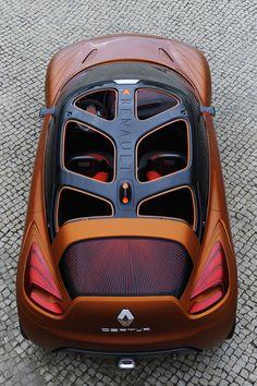 Renault concept car.