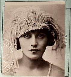 Teddie Gerard 1922
