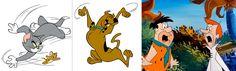 Hanna Barbera Slider The Amazing Characters of Hanna Barbera