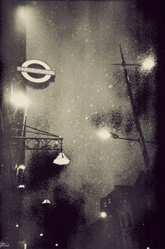 Moody London Lomography by Gavin Hammond......London I will see you someday.