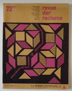 Revue der Reclame 1964