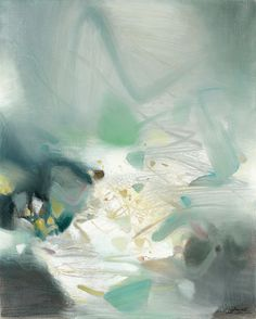 Chu Teh-Chun (1920-2014), QUE MA JOIE DEMEURE - 1984